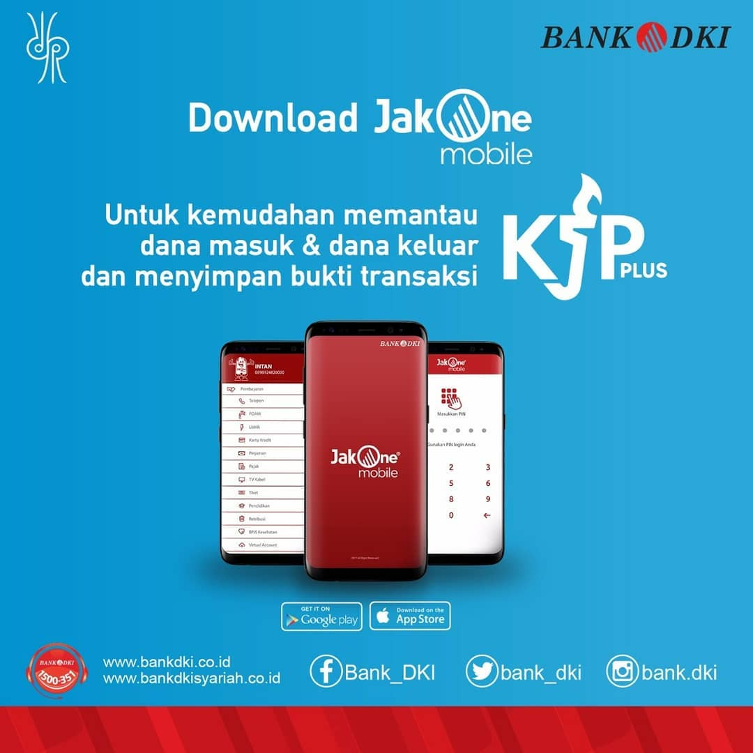 Cek Saldo Kjp Plus Dengan Jakone Mobile Smk Dinamika Pembangunan 1 Jakarta