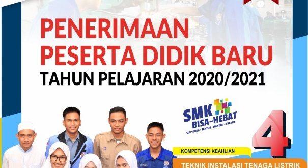 Penerimaan Peserta Didik Baru Tahun Pelajaran 2020 2021 Smk Dinamika Pembangunan 1 Jakarta
